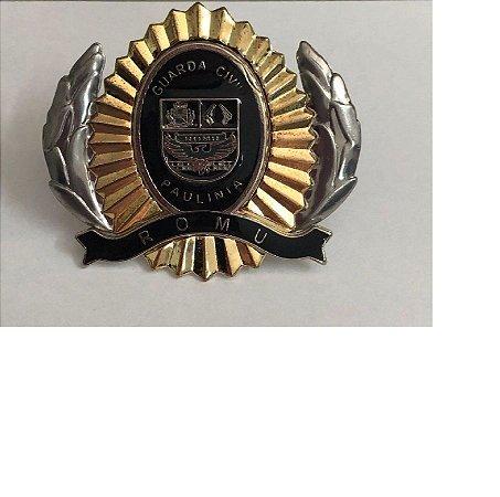 Distintivo De Boina Guarda Civil De Paulinia