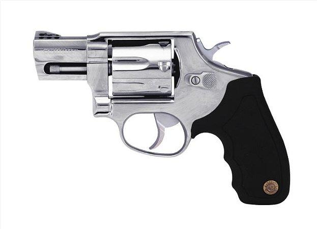 "Revolver Taurus RT817 - 7 Tiros - 2"" - Calibre .38SPL - INOX BRILHO"