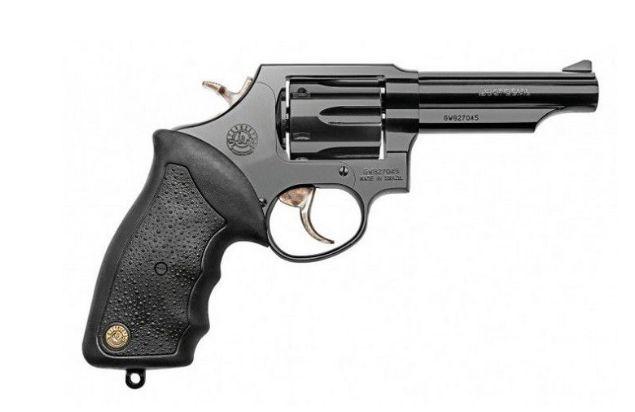 "Revolver Taurus RT 82S Cal. 38 SPL 4"" - 6 Tiros Zarelho"