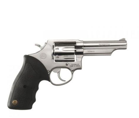 """Revolver Taurus RT 82S Cal. 38 SPL 4"""" - 6 Tiros INOX"""