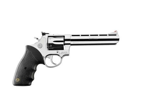 """Revolver Taurus RT 889 Cal. 38 - 6"""" - 6 tiros - Inox"""