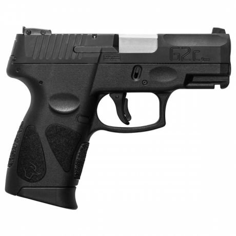 "PIST TAURUS 9MM G2C/12 3"" CARBONO FOSCO"