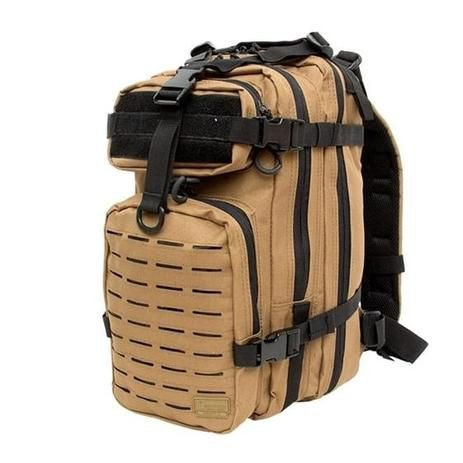 MOCHILA ASSAULT LASER CUT COY-PRT