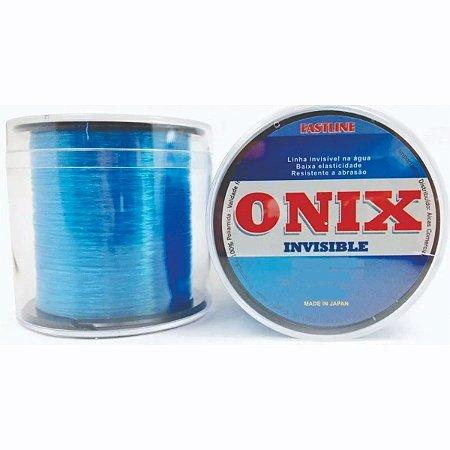 LINHA FASTLINE ONIX INVISIBLE 0,470MM 500M AZUL