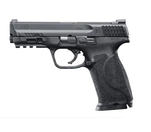 Pistola Smith & Wesson M&P9 M2.0  Cal. 9mm Oxidada - 17 Tiros