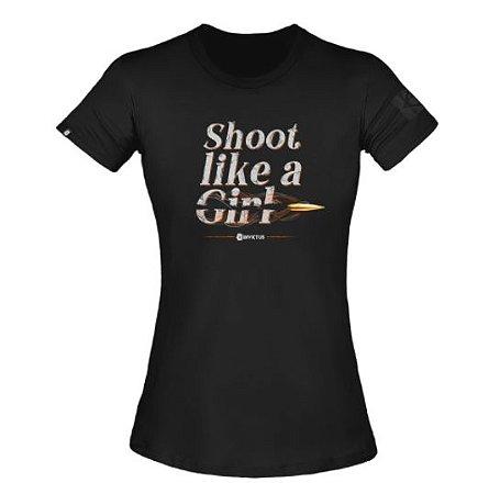 Camiseta Concept Feminina Respect INVICTUS