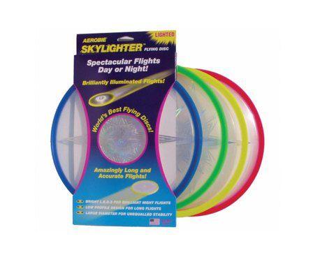 DISCO FRISBEE SKYLIGHTER AEROBIE 27R12