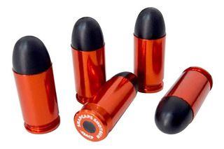 SNAPCAPS CAPSULAS DE TREINO CALIBRE .45 - 5 UNIDADES - SHOTGUN