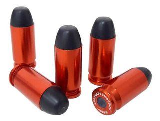 SNAPCAPS CAPSULAS DE TREINO CALIBRE .40 - 5 UNIDADES - SHOTGUN