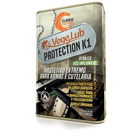 CLARUS Tactical – VegeLub Protection K1 – Líquido – 1L