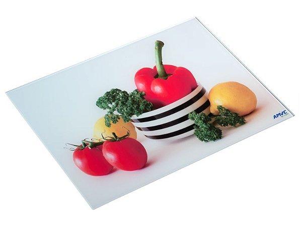 Tábua de Corte Vegetais 40x30cm