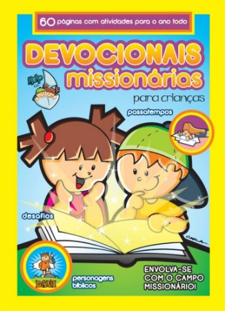 Revista de Devocionais Missionárias