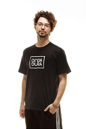 Camiseta Preta Logo Oficial