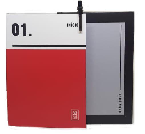 Kit Discipulado  - Biblia + Apostila 01 + Caneta