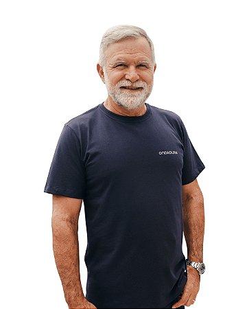 Camiseta Azul Marinho - Unissex