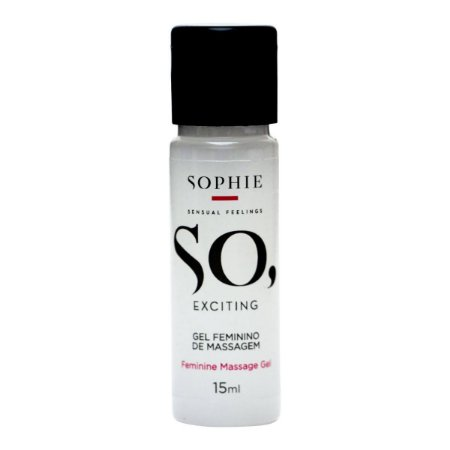 Gel excitante Feminino So, Exciting Sophie