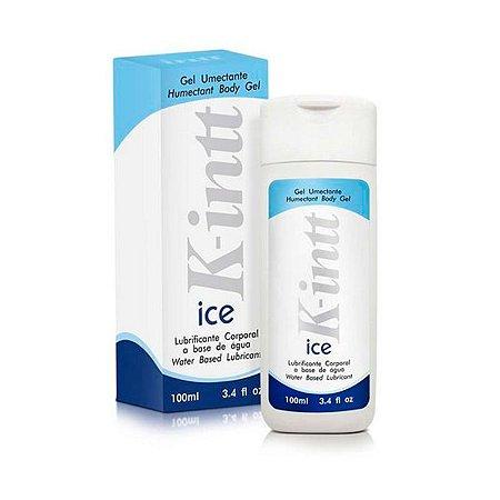 Gel Lubrificante K Intt Ice