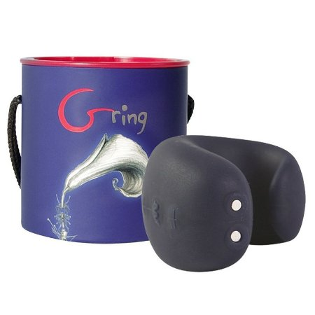 Vibrador Anelar Gring Ocean Blue