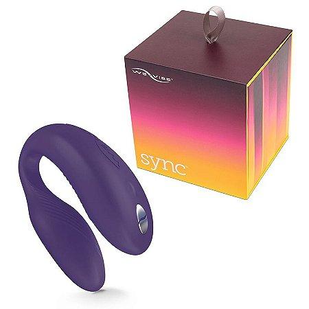 Vibrador para casal We-Vibe Sync  Roxo