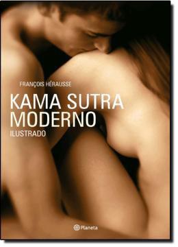 Livro Kama Sutra Moderno - François Hérausse