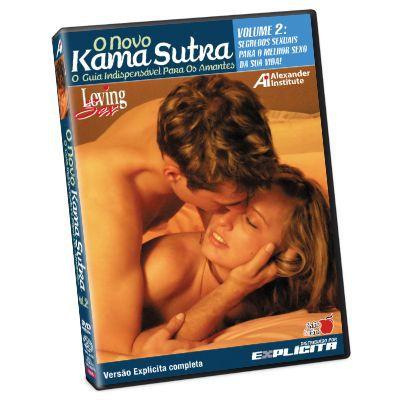 DVD - O Novo Kama Sutra
