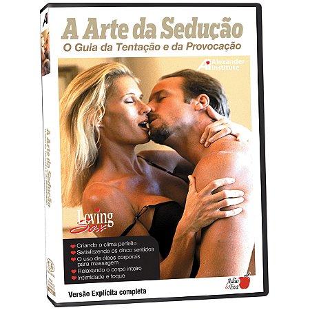 DVD - A Arte da Sedução - O Guia da Tentação e da Provocação