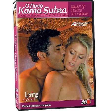 DVD - O Novo Kama Sutra - O Guia Indispensável Para Os Amantes Vol 3