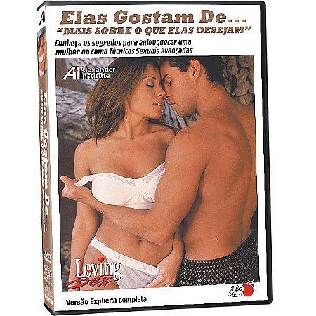 DVD - Elas Gostam De....Mais sobre o que elas desejam