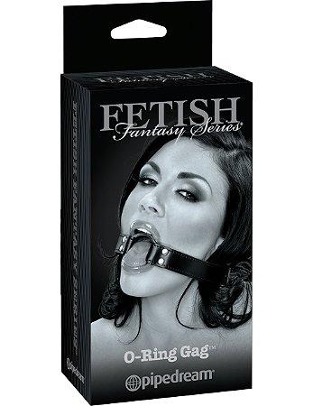 Mordaça O-Ring Gag Fetish Fantasy Limited Edition