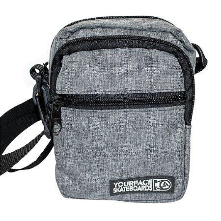 Shoulder Bag Your Face Lil' Cinza