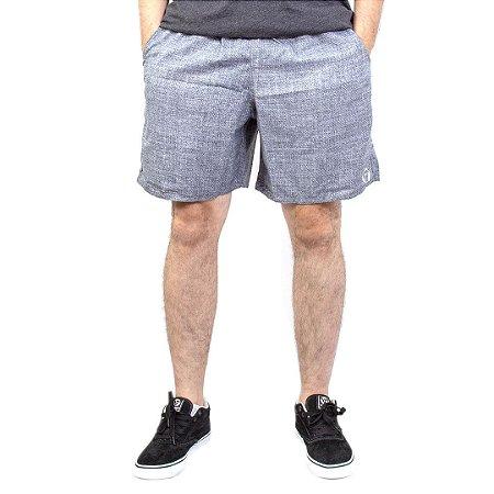 Shorts Leve Cinza