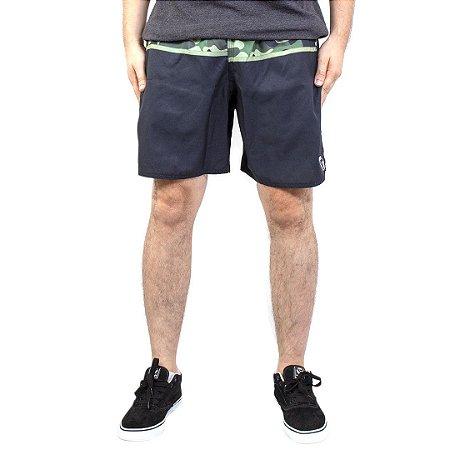 Shorts Leve Camuflado