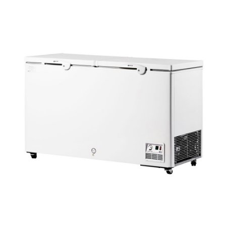 Freezer Horizontal Tampa Cega Dupla Ação - 503l