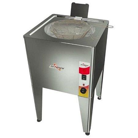 Fritadeira Elétrica Àgua e Óleo Inox FRP-24 - 220v