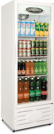 Expositor Refrigerado Vertical 400 Litros ERV-400 (220v)