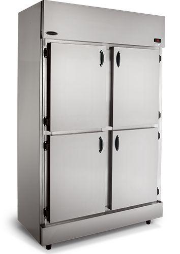 Refrigerador Comercial Inox 4 Portas RC-4