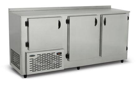 Balcão Refrigerado de Encosto 1,90m - BRE-190 (220v)