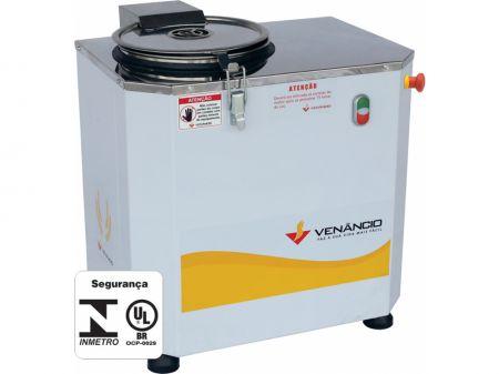 Amassadeira Rápida 7kg de massas NR-12 - ARSV-07 (220v)