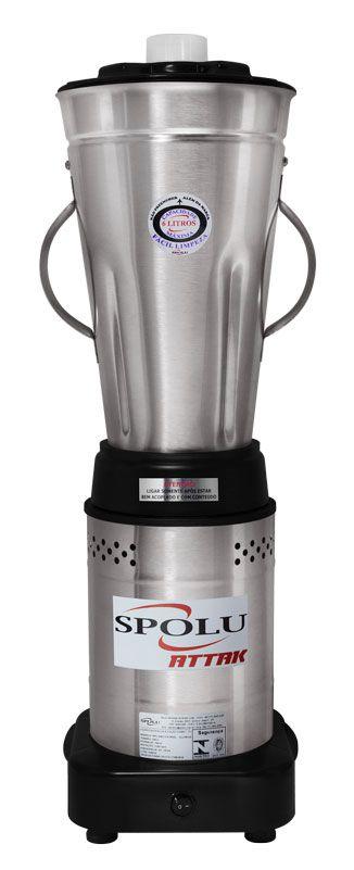 Liquidificador Comercial Attack (Baixa Rotação) 6L - 220v