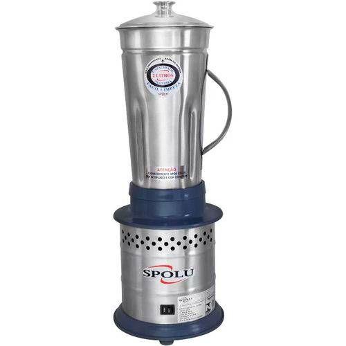 Liquidificador 2L Alta Rotação Cinza - 110v