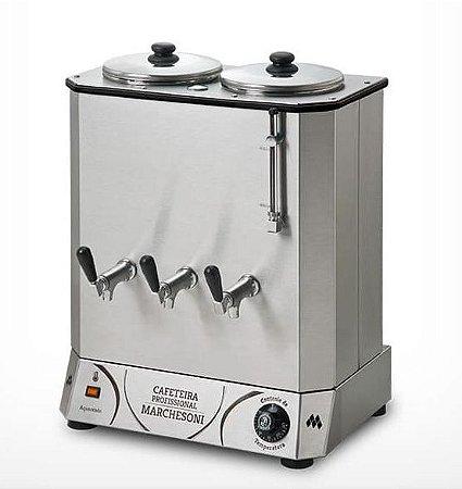 Cafeteira Profissional com 2 Reservatórios - 8L