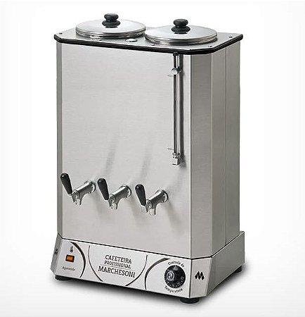 Cafeteira Profissional com 2 Reservatórios - 16L
