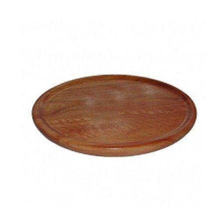 Suporte de Madeira para Forma Pizza - 35cm