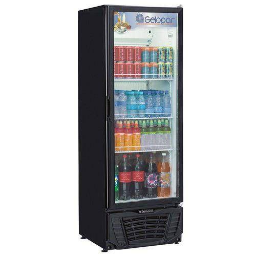 Refrigerador Vertical Conveniência GPTU-40 PR - 414L - 220v