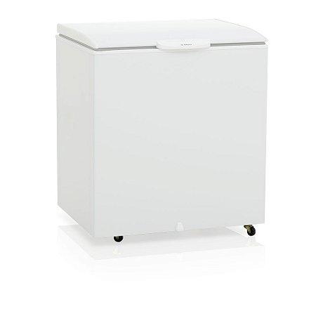 Conservador Horizontal GHBS-220 BR (219L) - Tampa Cega Skin Condenser - 110v