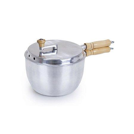 Pipoqueira 24cm - Alumínio Fundido (5,6L)