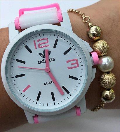 595189aa2cb Relógio Adidas Feminino R 50 - Produto Pontual