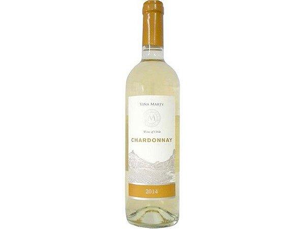 Vina Marty Chardonnay 2014