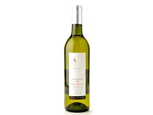 Presidial Thunevin LE COQ Blanc Bordeaux 2009 750ML