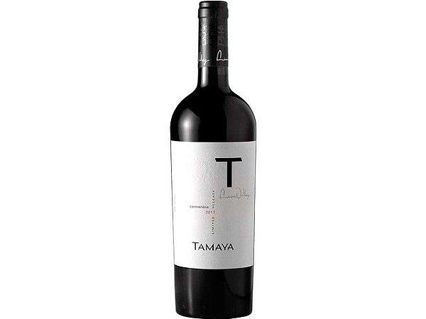 Tamaya Limited Release Carménère